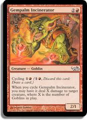 Gempalm Incinerator on Channel Fireball