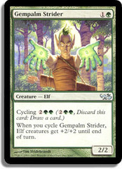 Gempalm Strider on Channel Fireball