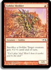 Goblin Sledder on Channel Fireball