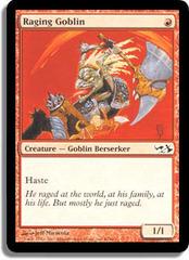 Raging Goblin on Channel Fireball