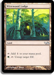 Wirewood Lodge on Channel Fireball