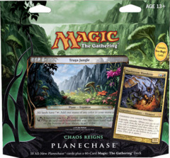 Planechase 2012 Game Pack: Chaos Reigns on Channel Fireball