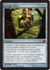 Tangle Wire - Foil on Channel Fireball
