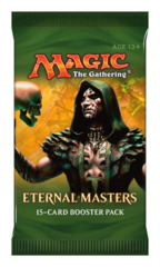 Eternal Masters Booster Pack on Channel Fireball