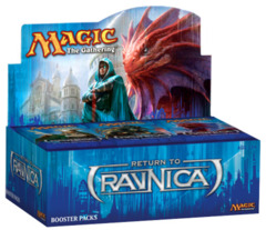 Return to Ravnica Booster Box on Channel Fireball