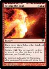 Reforge the Soul - Foil on Channel Fireball
