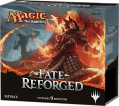 Fate Reforged Fat Pack on Channel Fireball