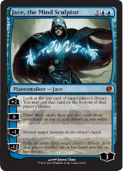 Jace, the Mind Sculptor - Foil on Channel Fireball