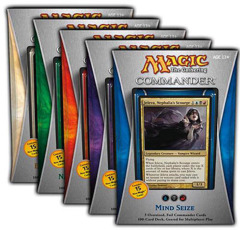 Commander 2013: Set of Five on Channel Fireball