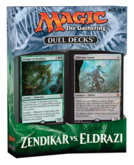 Duel Decks: Zendikar vs. Eldrazi on Channel Fireball