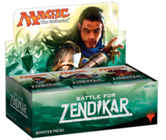 Battle for Zendikar Booster Box on Channel Fireball