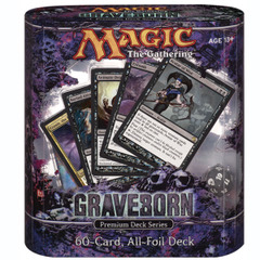Premium Deck Series: Graveborn on Channel Fireball