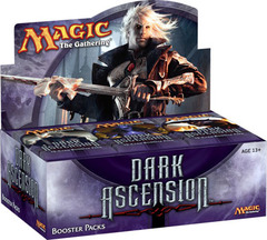 Dark Ascension Booster Box on Channel Fireball