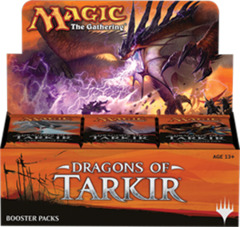 Dragons of Tarkir Booster Box on Channel Fireball