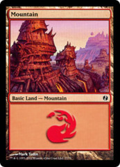 Mountain (77) on Channel Fireball