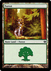 Forest on Channel Fireball