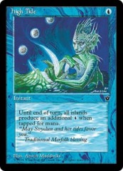 High Tide (Anson Maddocks) on Channel Fireball