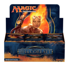 Magic 2014 Booster Box on Channel Fireball