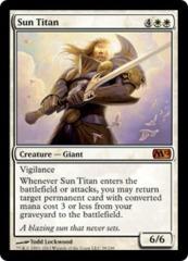 Sun Titan on Channel Fireball