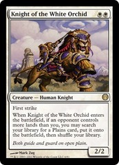 Knight of the White Orchid on Channel Fireball