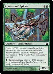 Aquastrand Spider on Channel Fireball
