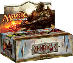 Zendikar Booster Box on Channel Fireball