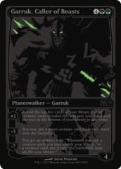 Garruk, Caller of Beasts (SDCC 2013 Promo) on Channel Fireball