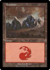 Mountain (Euro Land Blue: Vesuvio , Italy) on Channel Fireball