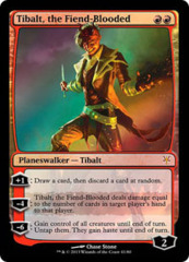 Tibalt, the Fiend-Blooded on Channel Fireball
