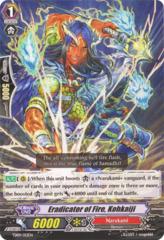Eradicator of Fire, Kohkaiji - TD09/012EN on Channel Fireball