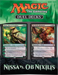 Duel Decks: Nissa vs. Ob Nixilis on Channel Fireball