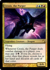 Crosis, the Purger - Foil on Channel Fireball