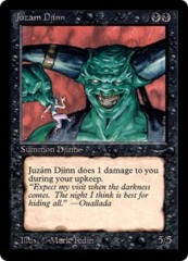 Juzam Djinn on Channel Fireball