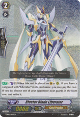 Blaster Blade Liberator - TD08/006EN on Channel Fireball