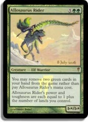 Allosaurus Rider (Coldsnap Prerelease) on Channel Fireball