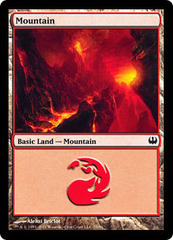 Mountain on Channel Fireball