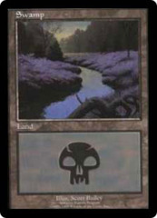 Swamp (Euro Land Blue: Ardennes Fagnes, Belgium) on Channel Fireball