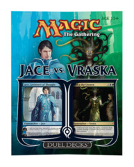 Duel Decks: Jace vs. Vraska on Channel Fireball