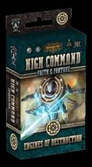 Warmachine: High Command Faith & Fortune Engines of Destruction