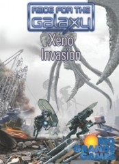RACE FOR THE GALAXY: XENO INVASION EXPANSION