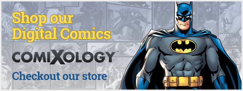 Shop our Digital Comics