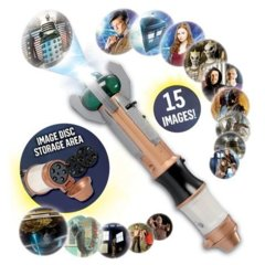 Dr Who Sonic Screwdriver Projector Pen