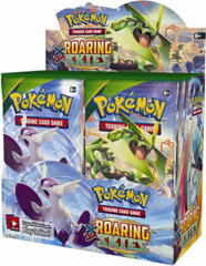 XY6 Roaring Skies Booster Box