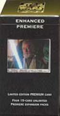 Enhanced Premiere Obi Wan Lightsaber Package