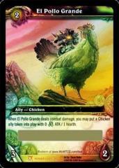 El Pollo Grande Loot Card
