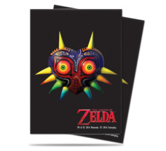 Ultra Pro Standard Size Legend of Zelda Majora's Mask Sleeves - 65ct