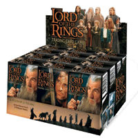 Fellowship of the Ring Cards Starter Deck Box