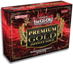 Yu-Gi-Oh Premium Gold Infinite Gold Booster Pack