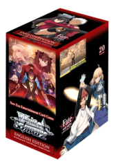 Weiss Schwarz Fate Stay Night Unlimited Blade Works Vol 2 Booster Box
