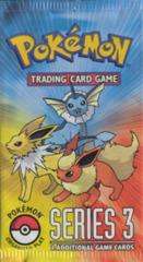 Pokemon POP Series 3 Booster Pack